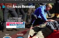 LOTADO – 15 e 16 de MAIO –  Wilderness First Aid (WFA)