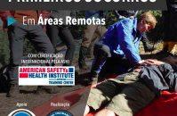 16 e 17 de OUTUBRO –  Wilderness First Aid (WFA)