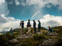 12 e 13 de Outubro – Pico do Santo Agostinho – INICIAÇÃO AO MONTANHISMO
