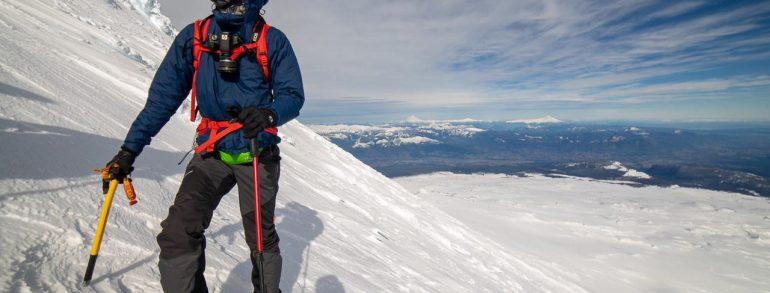Iniciação ao ambiente de Alta Montanha + Vulcão Llaima – Junho2021