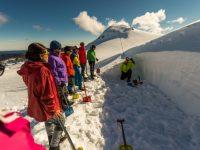 De 28 de Julho a 04 de Agosto - Iniciação à Alta Montanha (curso rápido) + Vulcão Llaima (3125m)