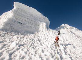 Travessia Urus (5495m) x Ishinca (5530m) – Huaraz – Peru – 2021