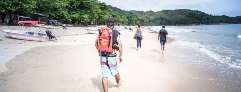 Praia do Sono + Cachoeira do Saco Bravo – Paraty – RJ
