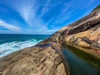 Praia do Sono + Cachoeira do Saco Bravo - Paraty - RJ 27 e 28 de Novembro